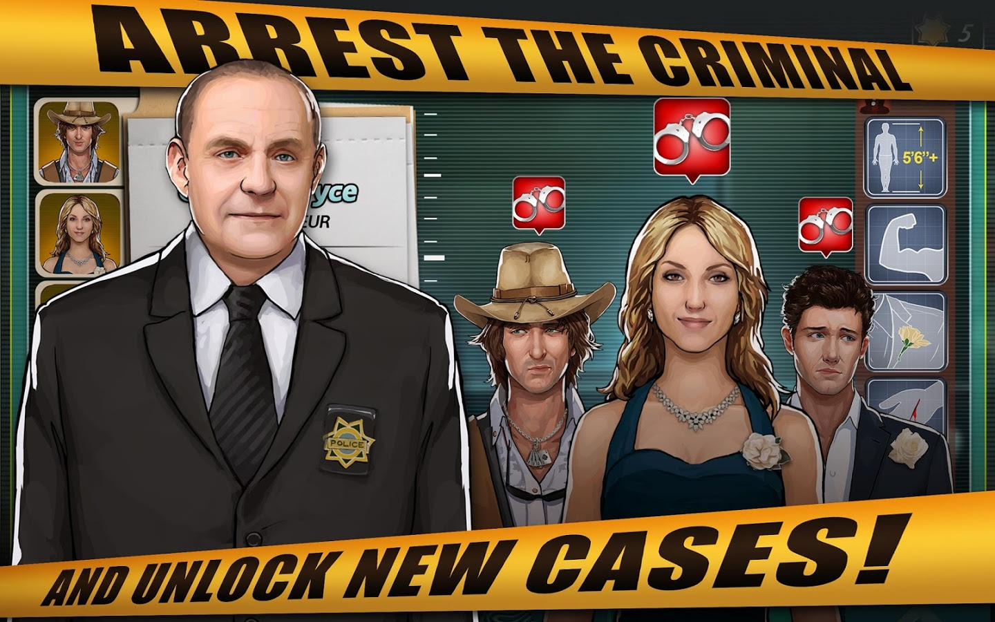 WHAT THEY SAY ABOUT THE GAME * CSI: Hidden Crimes features a fantastic inte