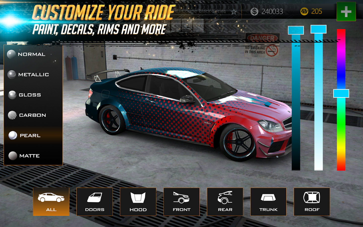 Real Muscle Cars Games